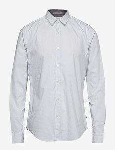 Shirts woven - BLUE