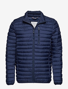 Jackets outdoor woven - BLUE