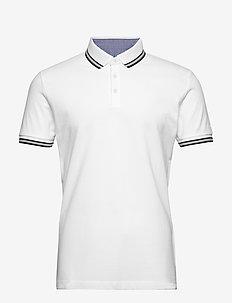 Polo shirts - WHITE