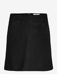 Skirts woven - jupes courtes - black
