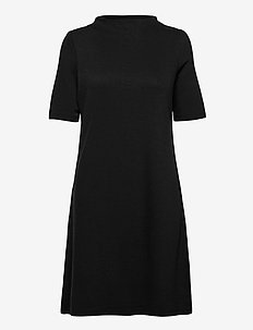 Dresses knitted - korte kjoler - black