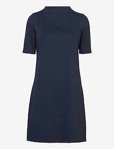 Dresses knitted - korte kjoler - dark blue
