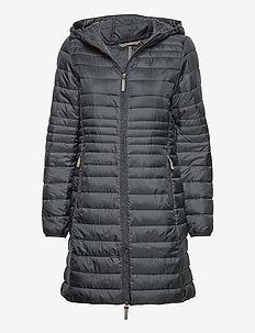 Coats woven - padded coats - black