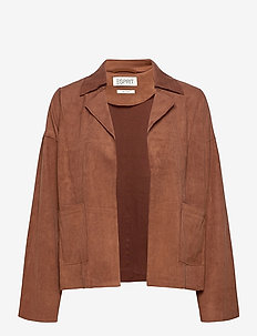 Jackets indoor woven - lichte jassen - brown