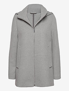 Jackets outdoor woven - wollen jassen - light grey 5