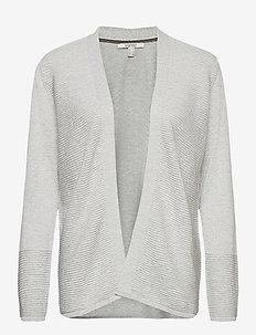 Sweaters cardigan - cardigans - light grey 5