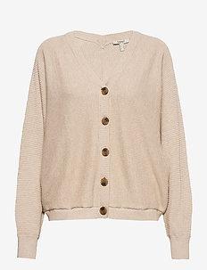 Sweaters cardigan - cardigans - sand 5