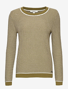 Sweaters - jumpers - olive 4