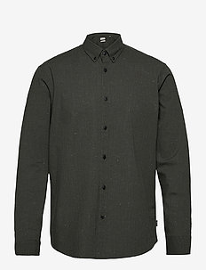 Shirts woven - basic shirts - dark khaki 5