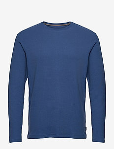T-Shirts - basic t-shirts - grey blue