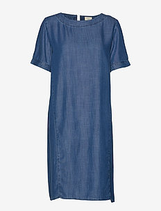 Dresses denim - BLUE MEDIUM WASH