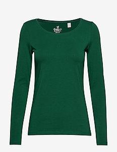 T-Shirts - BOTTLE GREEN 4