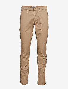 Pants woven - BEIGE