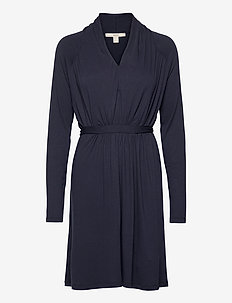 Dresses knitted - korte kjoler - navy