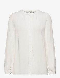 Blouses woven - blouses à manches longues - off white