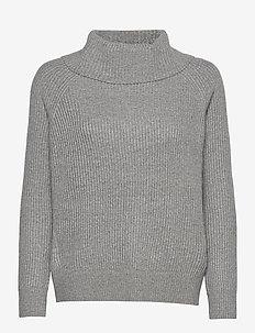 Sweaters - neulepuserot - gunmetal 5