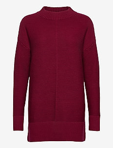 Sweaters - jumpers - bordeaux red