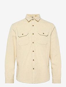 Shirts woven - overdele - cream beige