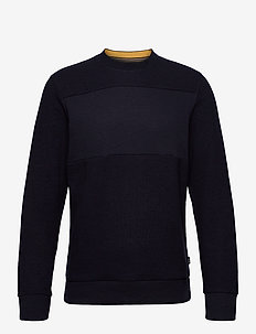 Sweatshirts - basic sweatshirts - navy