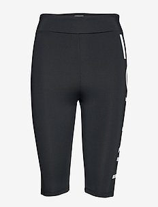 Shorts knitted - BLACK