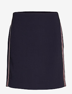 Skirts woven - short skirts - navy