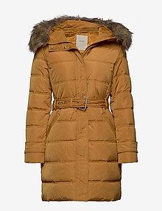 Coats woven - AMBER YELLOW