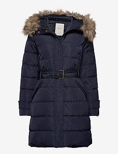 Coats woven - dunkåper - navy