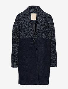 Coats woven - NAVY 5