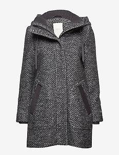 Coats woven - DARK GREY 5