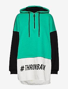 Sweatshirts - BLACK
