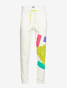 Pants knitted - OFF WHITE