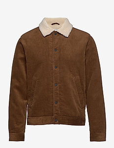 Jackets outdoor woven - CAMEL