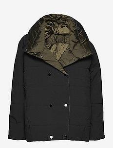 Jackets outdoor woven - doudounes - black