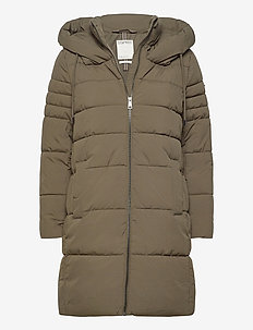 Coats woven - manteaux d'hiver - khaki green