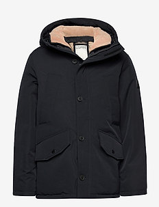 Jackets outdoor woven - parkas - black