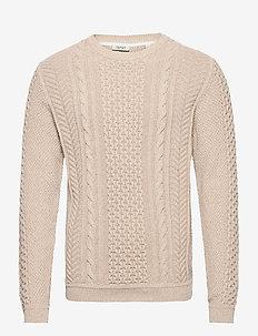 Sweaters - tricots basiques - light beige 5