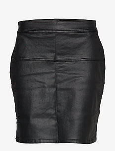 Skirts denim - BLACK RINSE