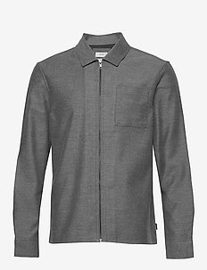 Shirts woven - GREY