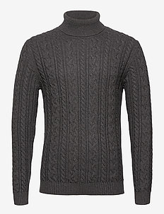 Sweaters - tricots basiques - dark grey 5