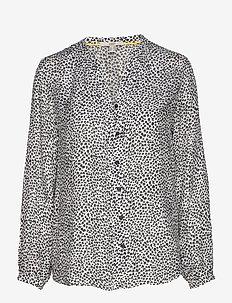 Blouses woven - bluzki z długimi rękawami - off white 4