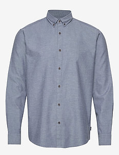 Shirts woven - basic shirts - blue 5