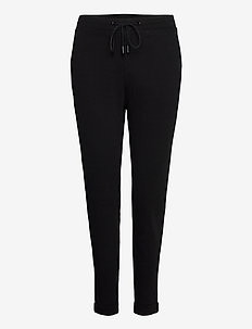 Pants woven - pantalons casual - black