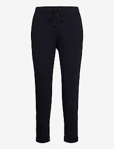 Pants woven - hosen casual - navy