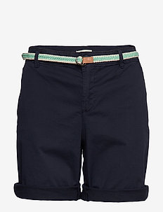 Shorts woven - chino shorts - navy