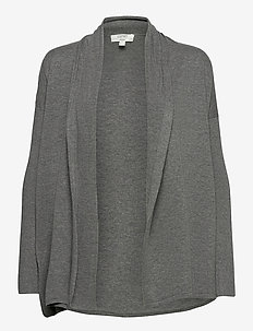 Sweaters cardigan - cardigans - gunmetal 5