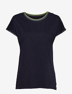 T-Shirts - t-shirty - navy