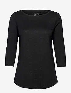 T-Shirts - long-sleeved tops - black