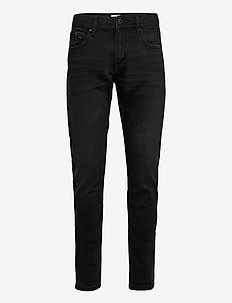 Pants denim - slim jeans - black dark wash