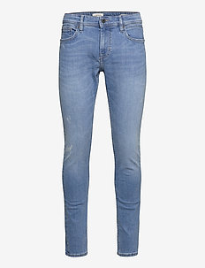Pants denim - slim jeans - blue light wash