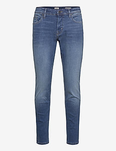 Pants denim - slim jeans - blue medium wash